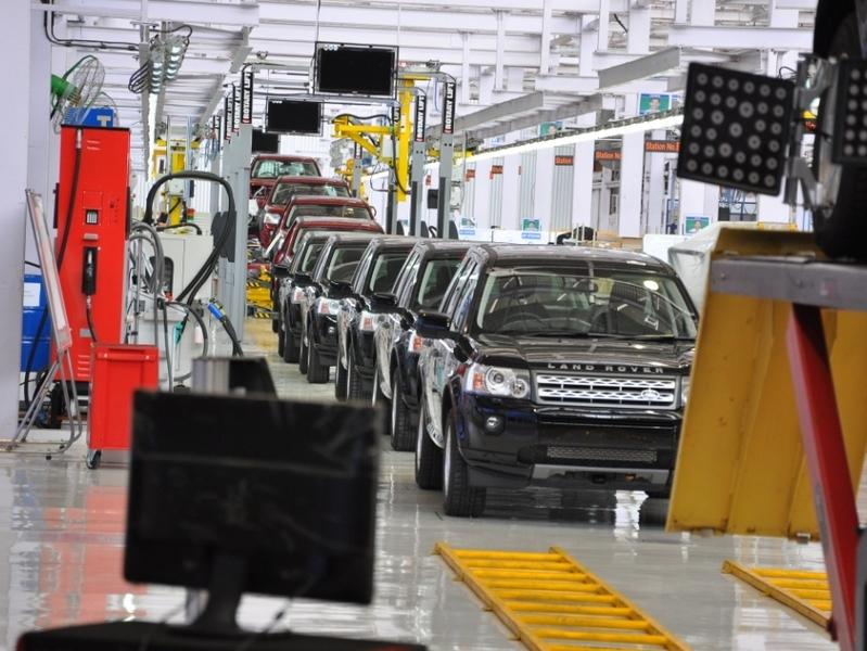 Jaguar Land Rover договорился с Chery