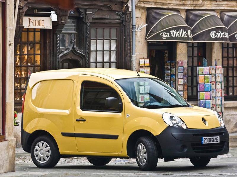 Renault начнет сборку коммерческих автомобилей в России