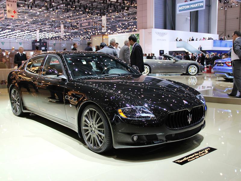 Maserati планирует десятикратный рост продаж