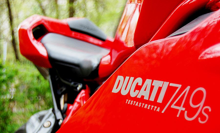 Audi готова купить Ducati за 850 млн евро