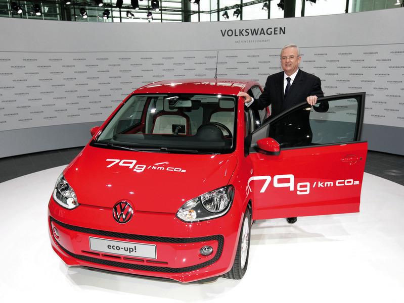 VW вложит 62 млрд евро в экономичные и экологичные машины