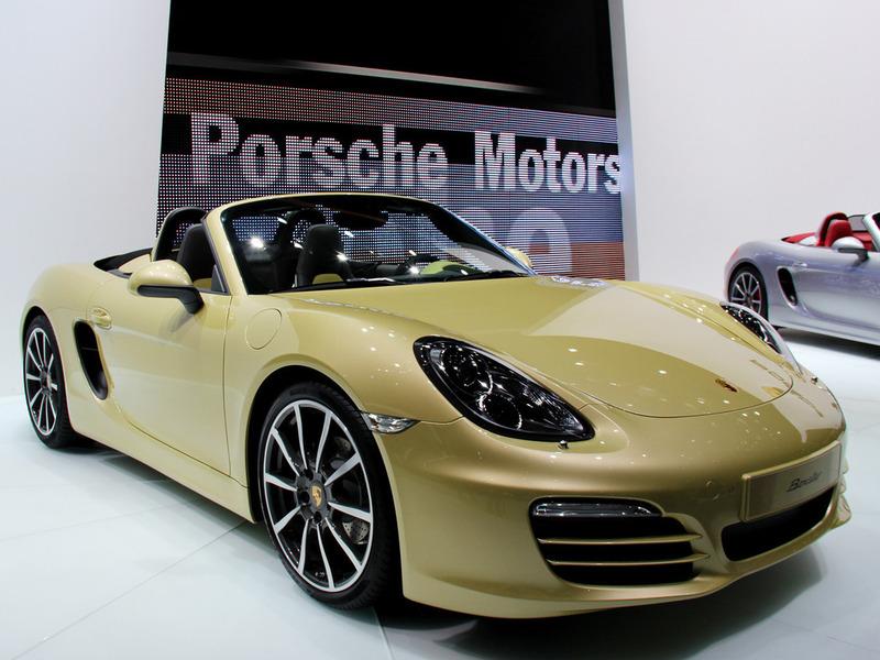 У Porsche Boxster может появиться младший брат