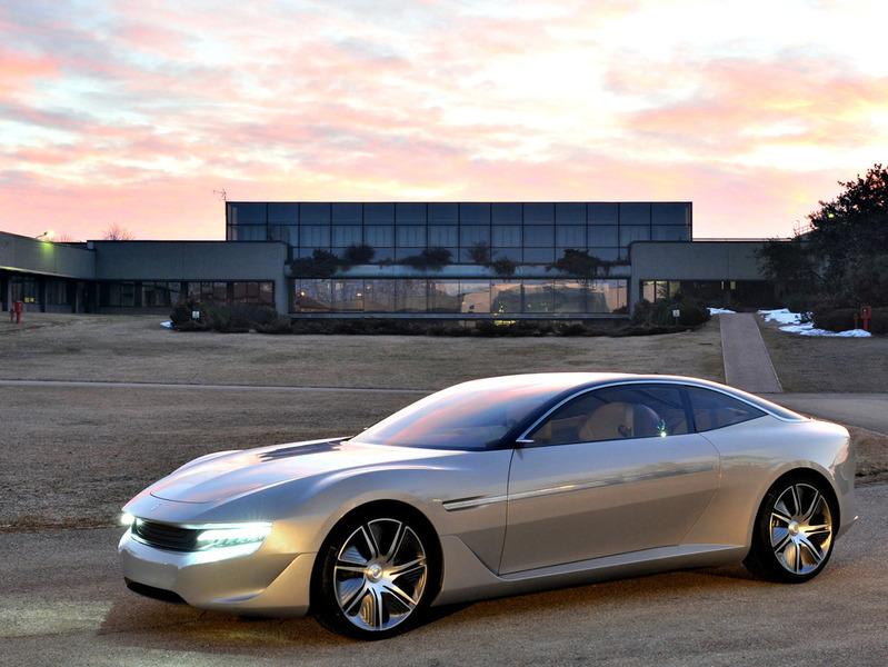 Дизель-электрический седан Pininfarina пойдет в серию и будет стоить 1 млн евро