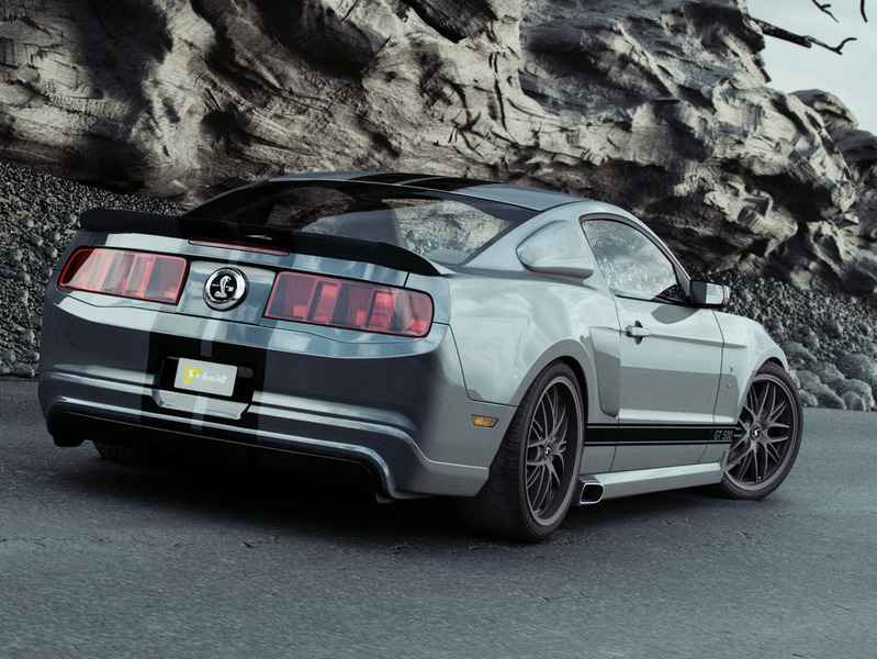 2005 Ford Mustang Konquistador by Felge