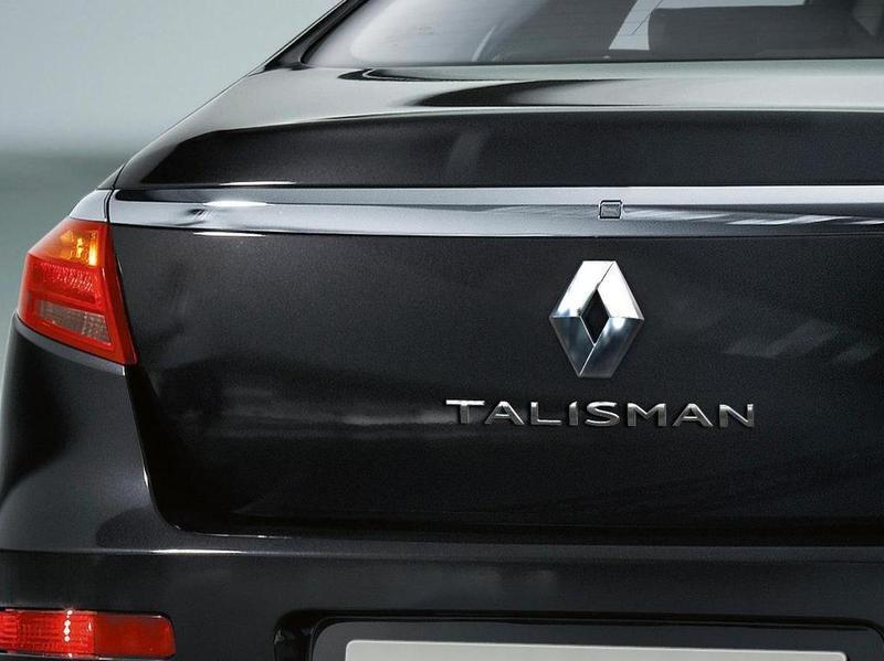 Renault показал первый тизер нового седана Talisman