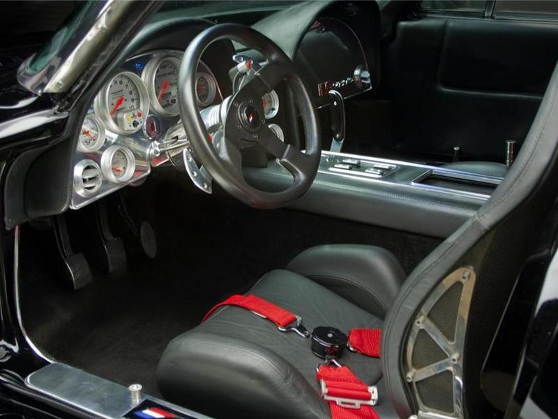 Кастомный 1000 - сильный Corvette stingray