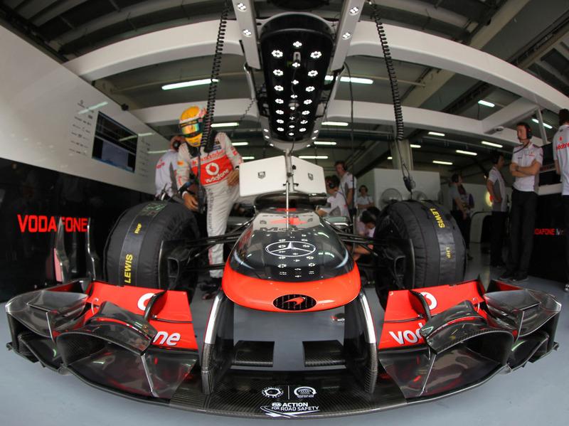 Гран При Китая: поул-позишн у Mercedes