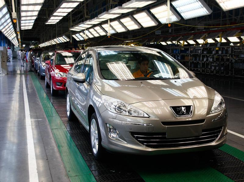 Завод PSA и Mitsubishi в Калуге расширится за 320 млн евро