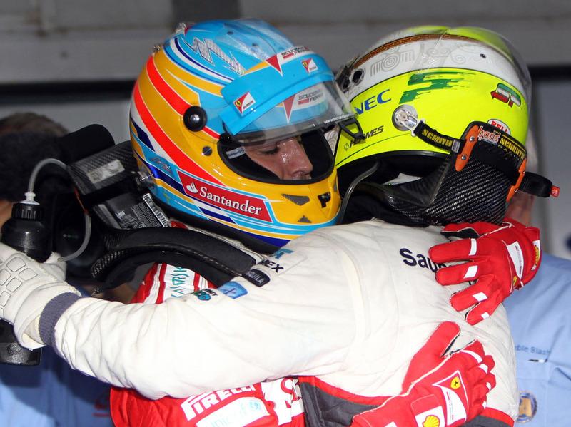 В Sauber довольны результатами гонки в Малайзии