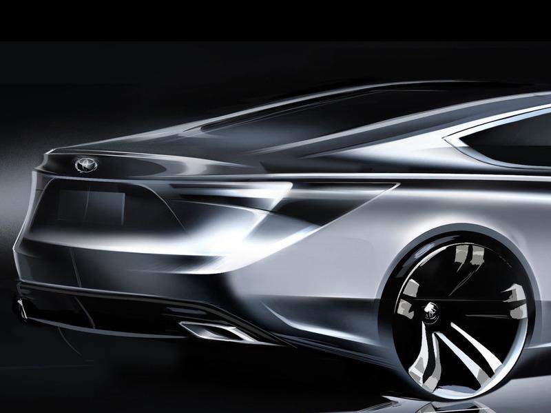 Toyota покажет в Нью-Йорке новый седан для США Avalon