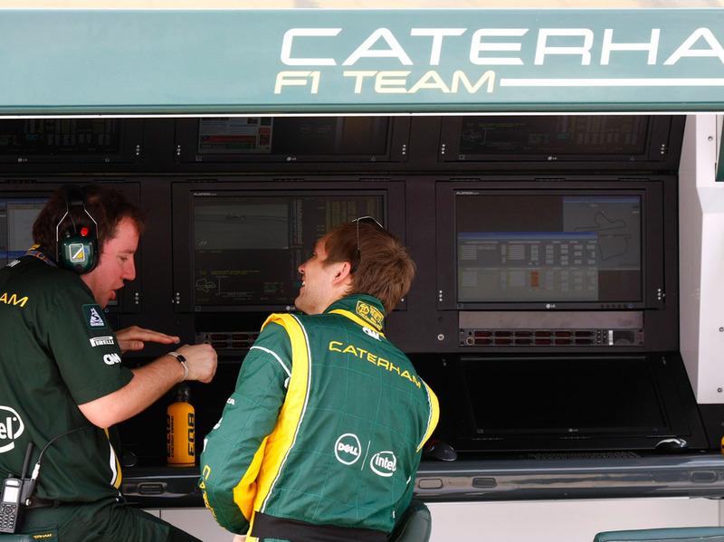 Команде Caterham нравится работать с Петровым