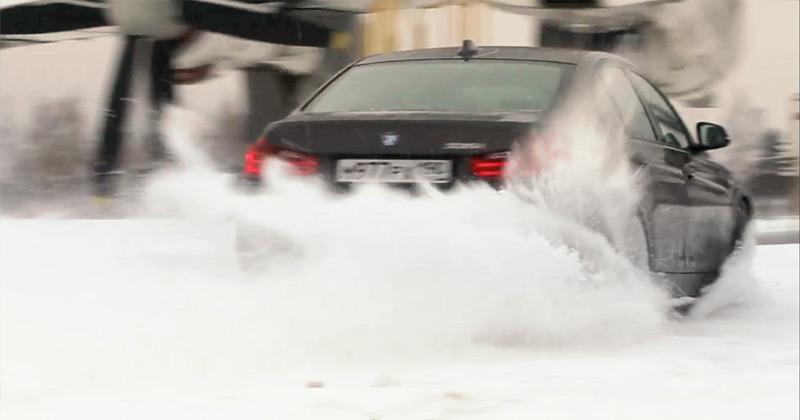 Видеотест новейшей BMW 335i