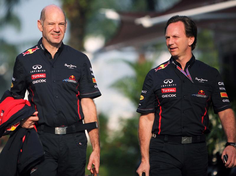 В Red Bull настаивают на нелегальности воздуховода Mercedes