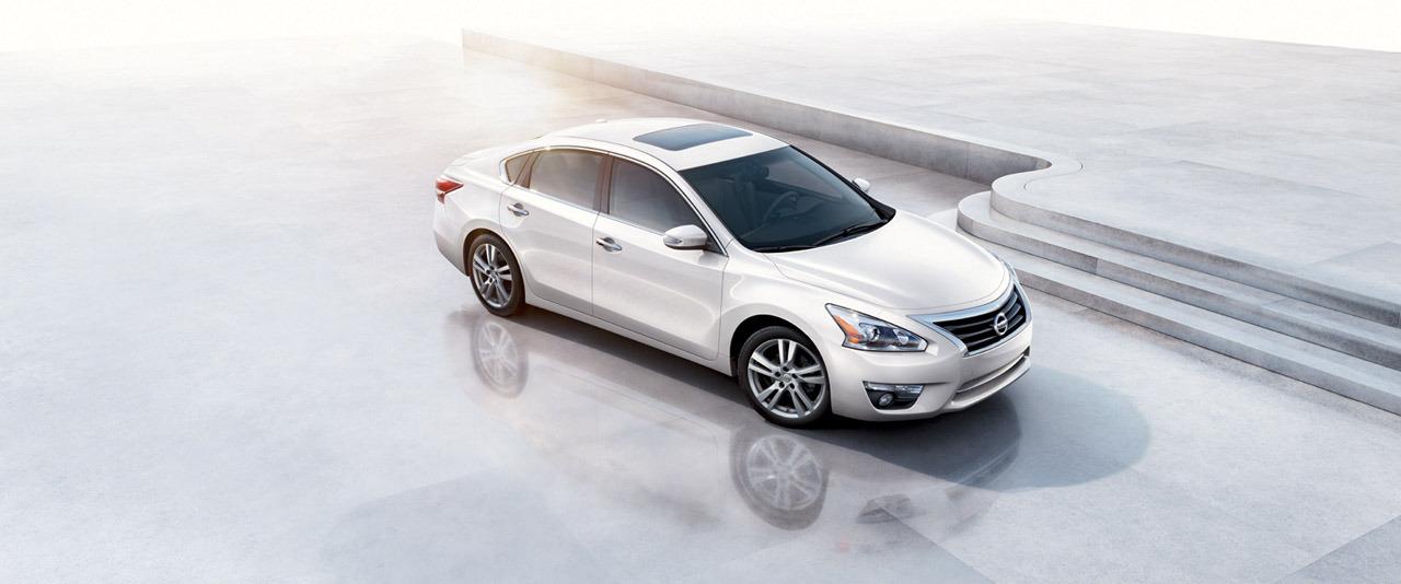 Nissan Altima рассекретили до премьеры