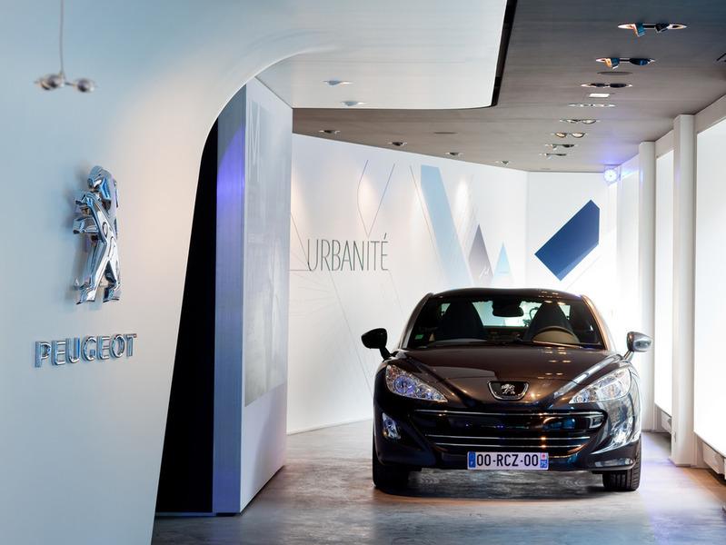 Peugeot-Citroen продает штаб-квартиру за 327 млн долларов