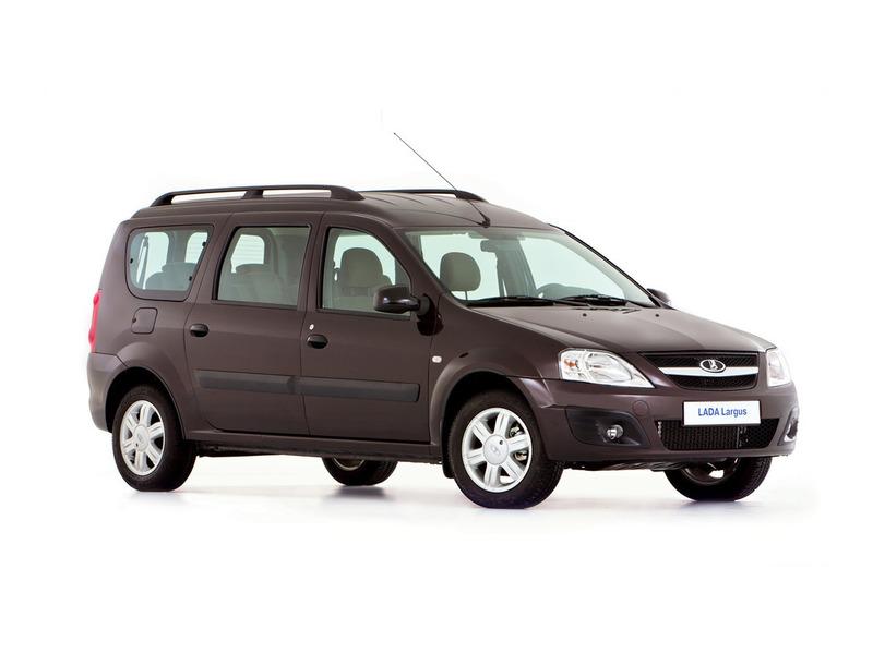 АвтоВАЗ представил универсал Lada Largus