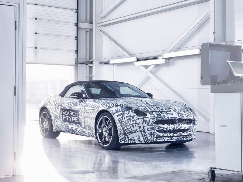 У Jaguar появится новый компактный спорткар