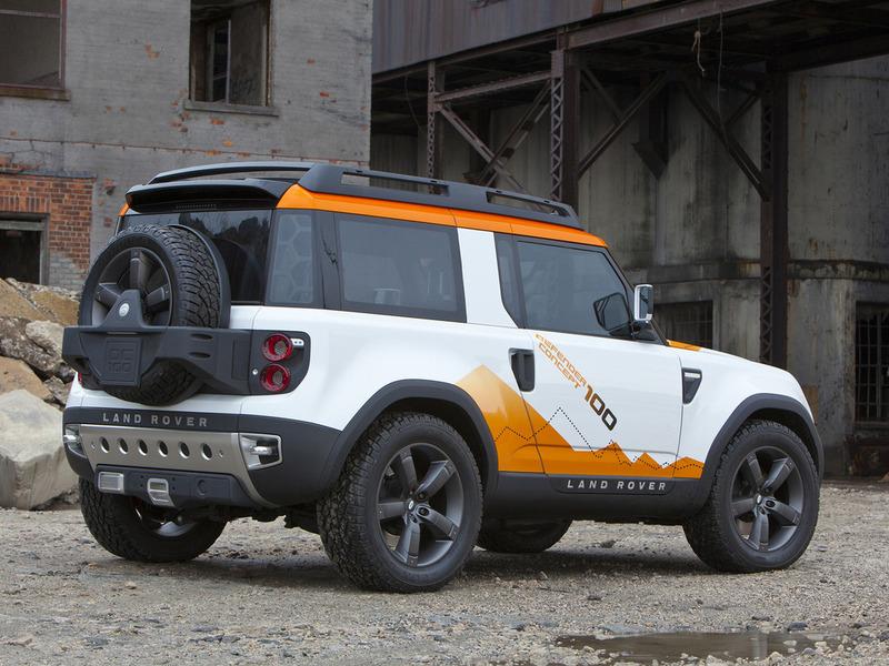 У Land Rover может появиться самый компактный кроссовер