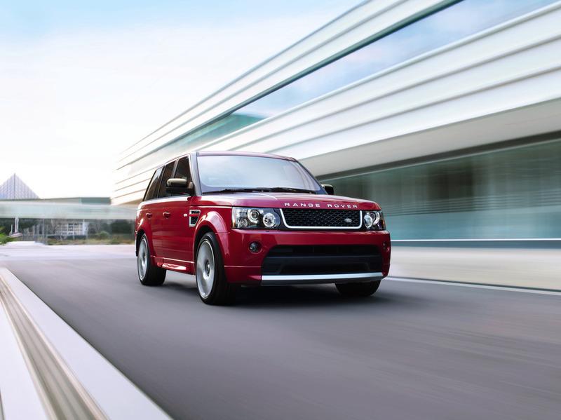 Land Rover представил в Нью-Йорке Discovery и RR Sport в уникальном исполнении