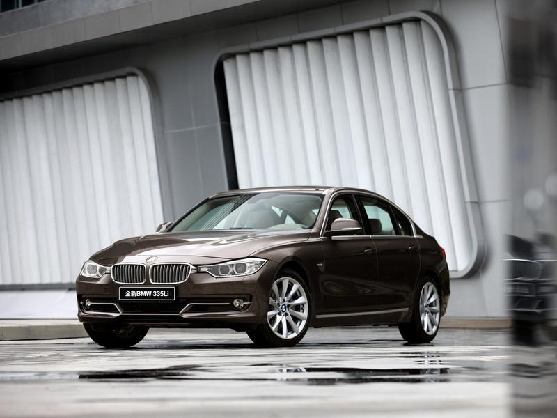 Удлиненная трешка BMW дебютирует  на автосалоне в Пекине