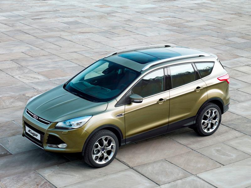 Ford везет в Пекин четыре новинки