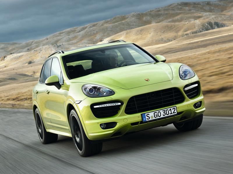 Porsche привезет в Пекин Cayenne GTS за 4,8 млн рублей