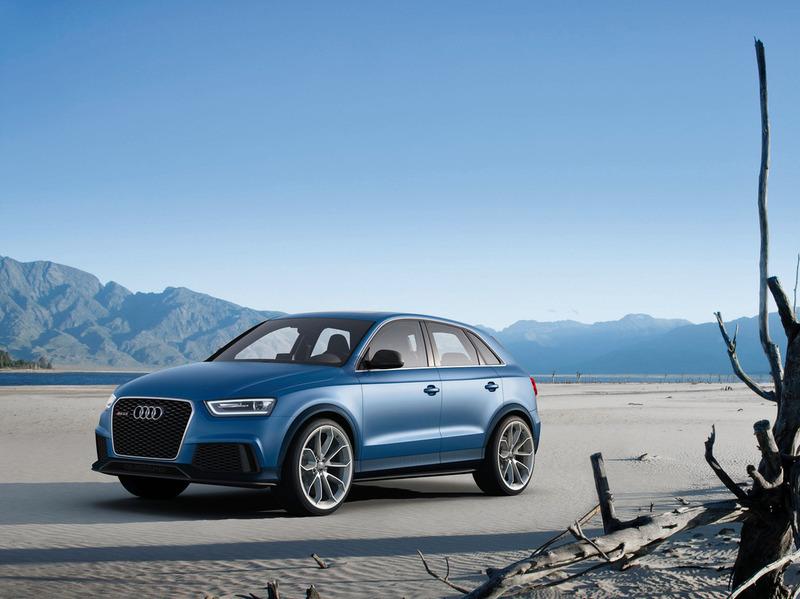 Audi привезет в Пекин три мировые премьеры