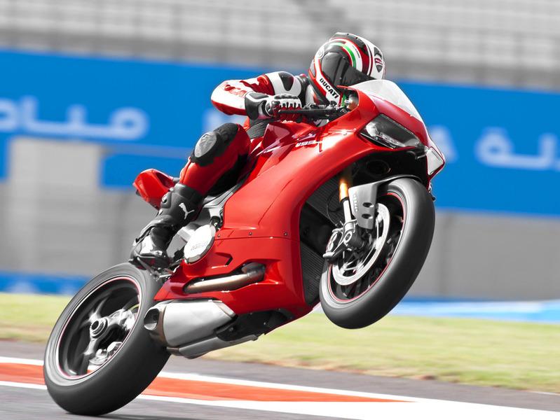 Audi договорилась о покупке Ducati за 860 млн евро