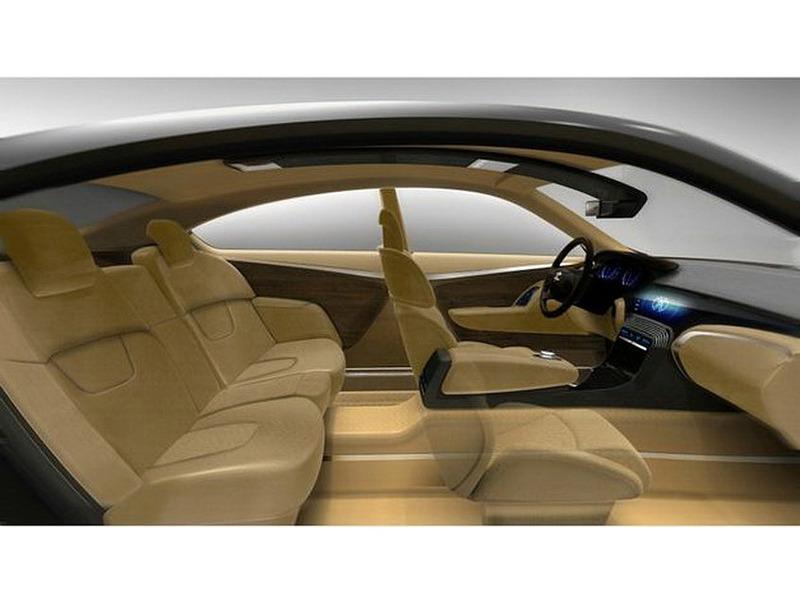 Китайского конкурента Audi A6 и BMW 5 Series покажут в Пекине