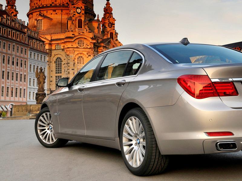 BMW 7 серии может получить заряженную модификацию