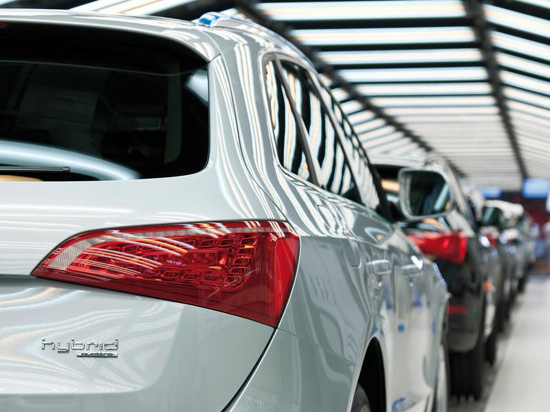 Audi откроет завод в Мексике за 2 млрд долларов