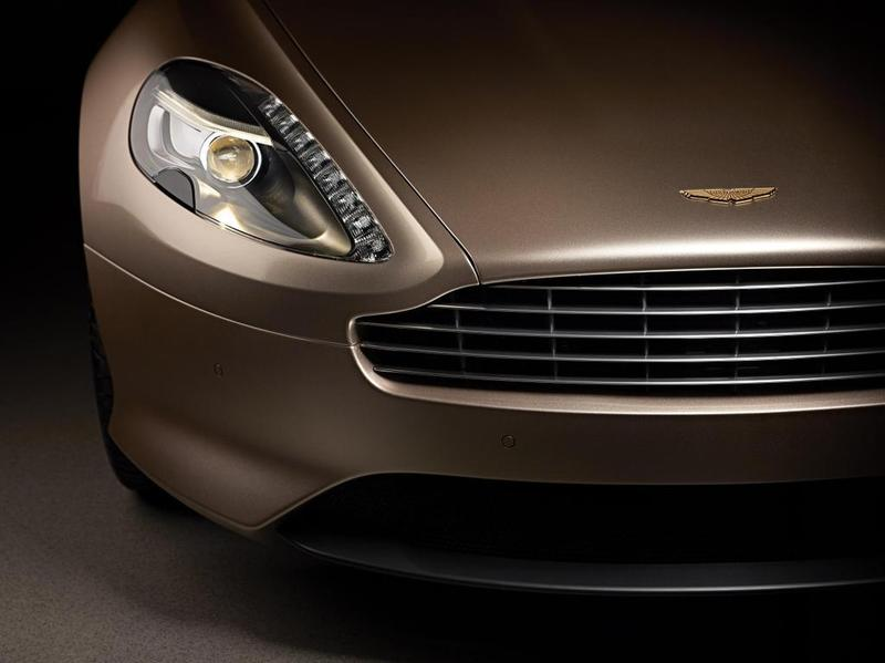 Aston Martin Dragon 88