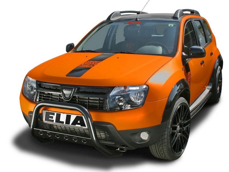 Renault Duster by Elia