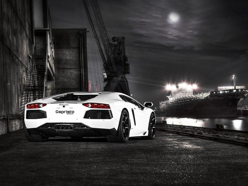 Lamborghini Aventador LP700-4 by Capristo