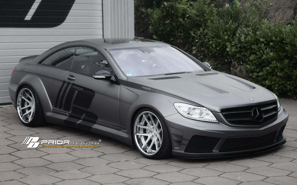 Prior Design Mercedes-Benz CL