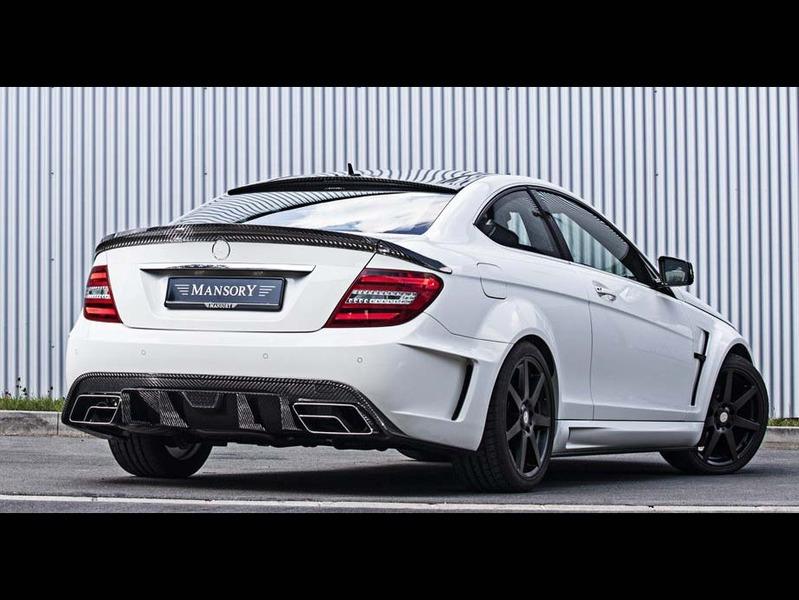 Mercedes-Benz C-class by Mansory