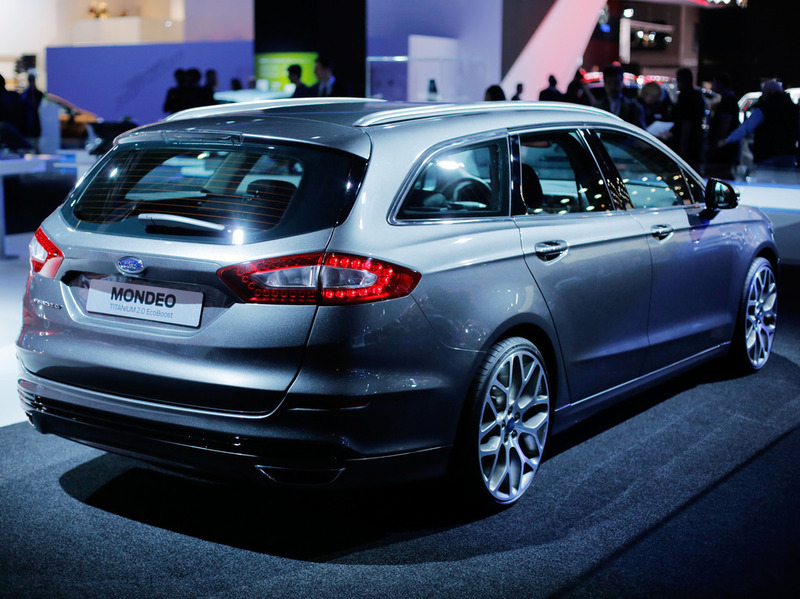 2013 Ford Mondeo new gen