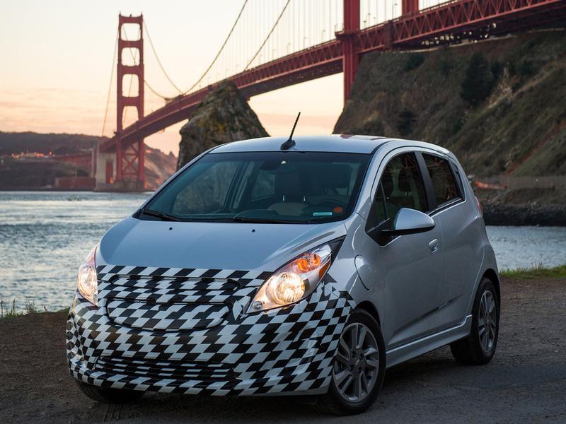 Компания Chevrolet поделилась некоторыми техническими характеристиками электрической версии компакта Spark.