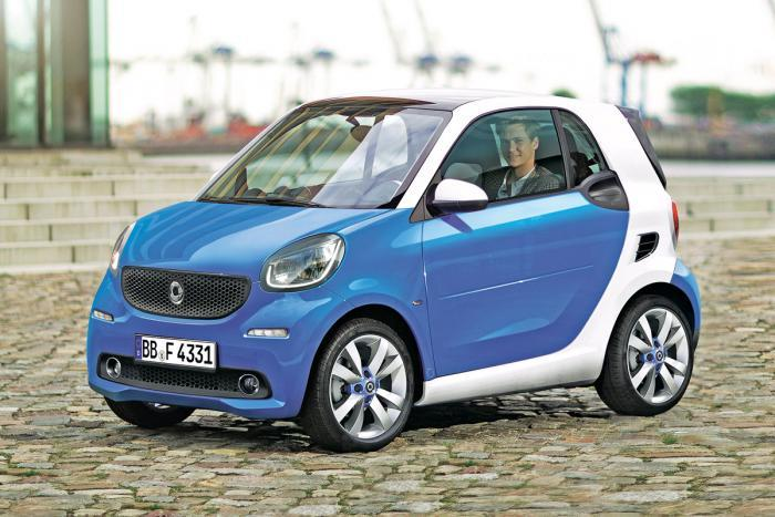 Smart ForTwo New