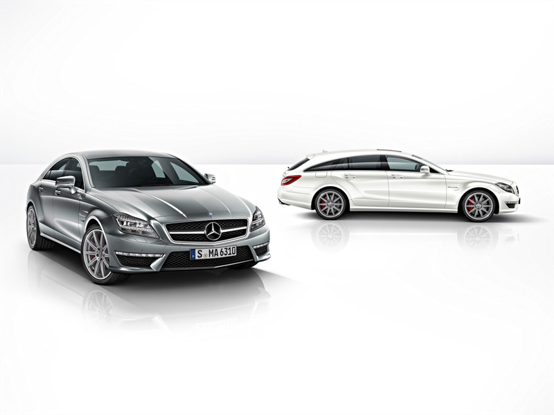 Upgraded CLS 63 AMG 012