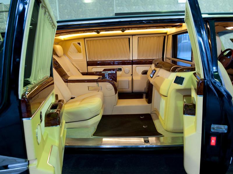 ЗиЛ 4112Р лимузин для президента