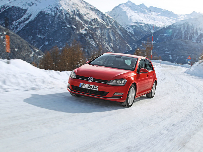 VW Golf VII 4Motion