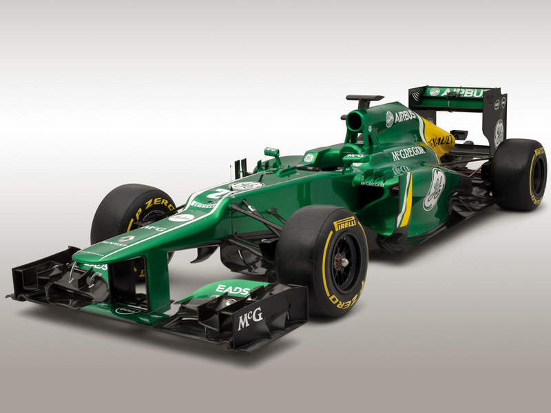 Caterham CT03 2013