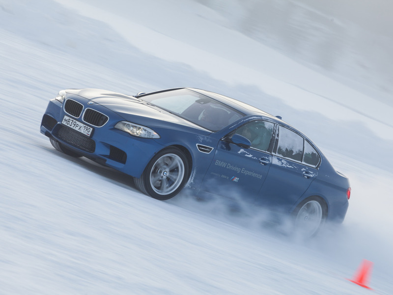 BMW Winter Challenge