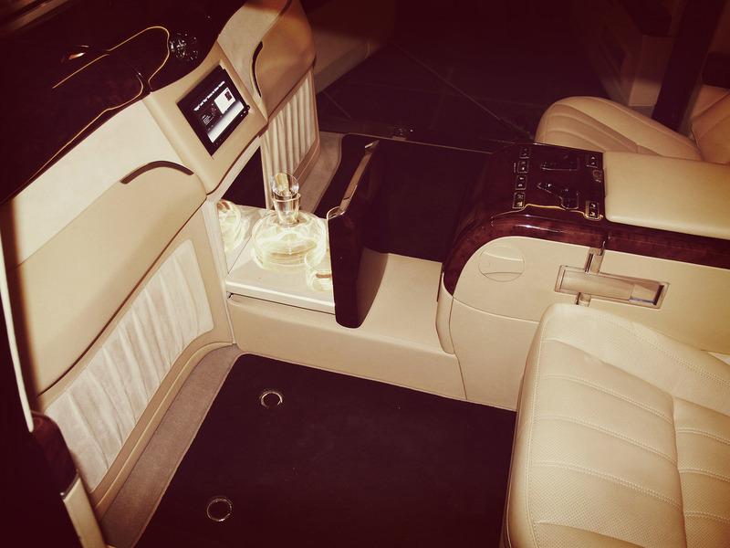 лимузин для президента ЗиЛ 4112Р бар IMG_3550.JPG