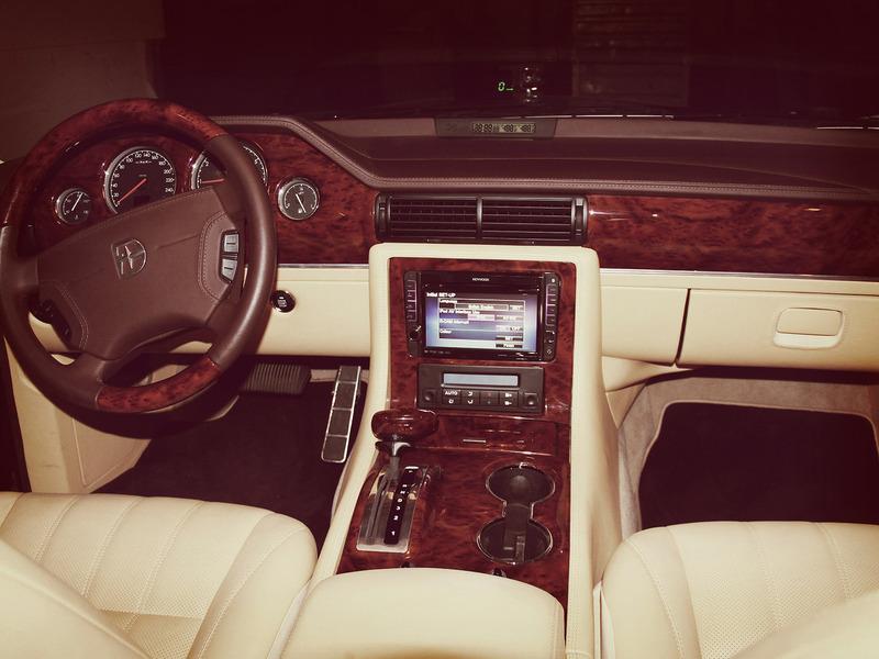 лимузин для президента ЗиЛ 4112Р салон водителя IMG_3543.JPG