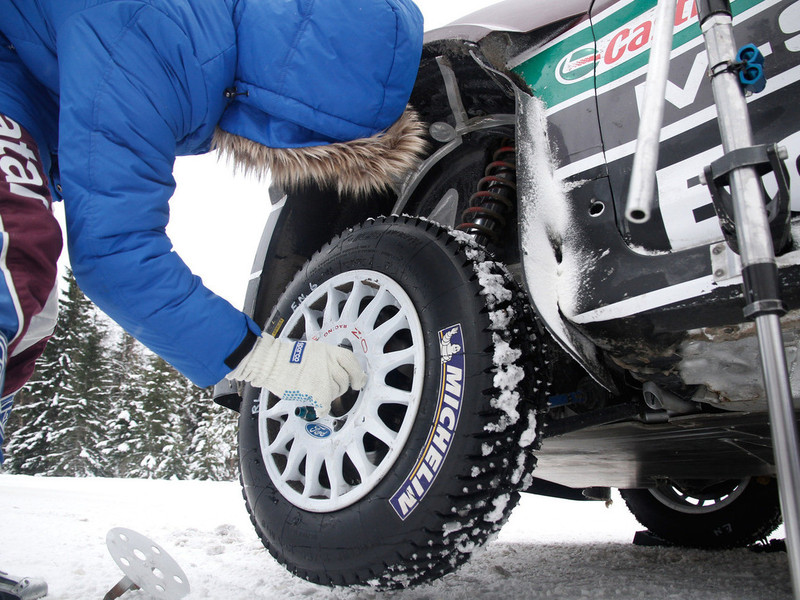 WRC 2013 Новиков Ford