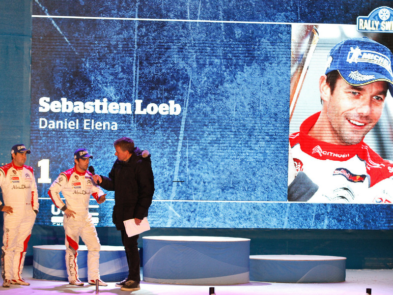 WRC 2013 Леб Citroen