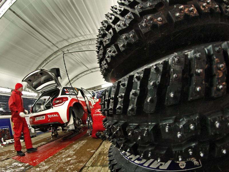 WRC 2013 Citroen