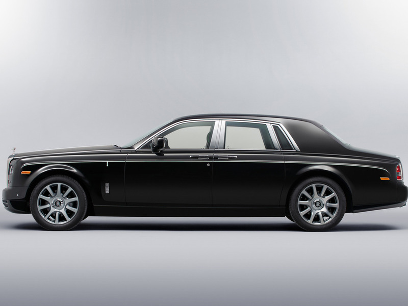 Rolls-Royce Ghost Art Deco Edition